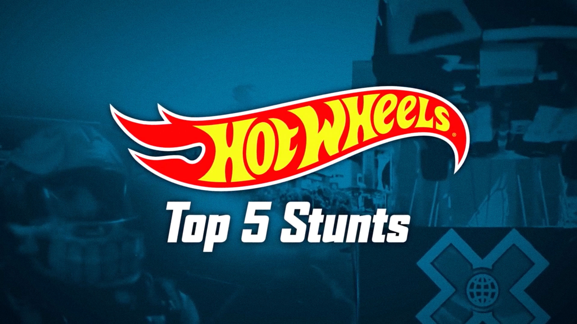 HotWheels-Top5-Poster