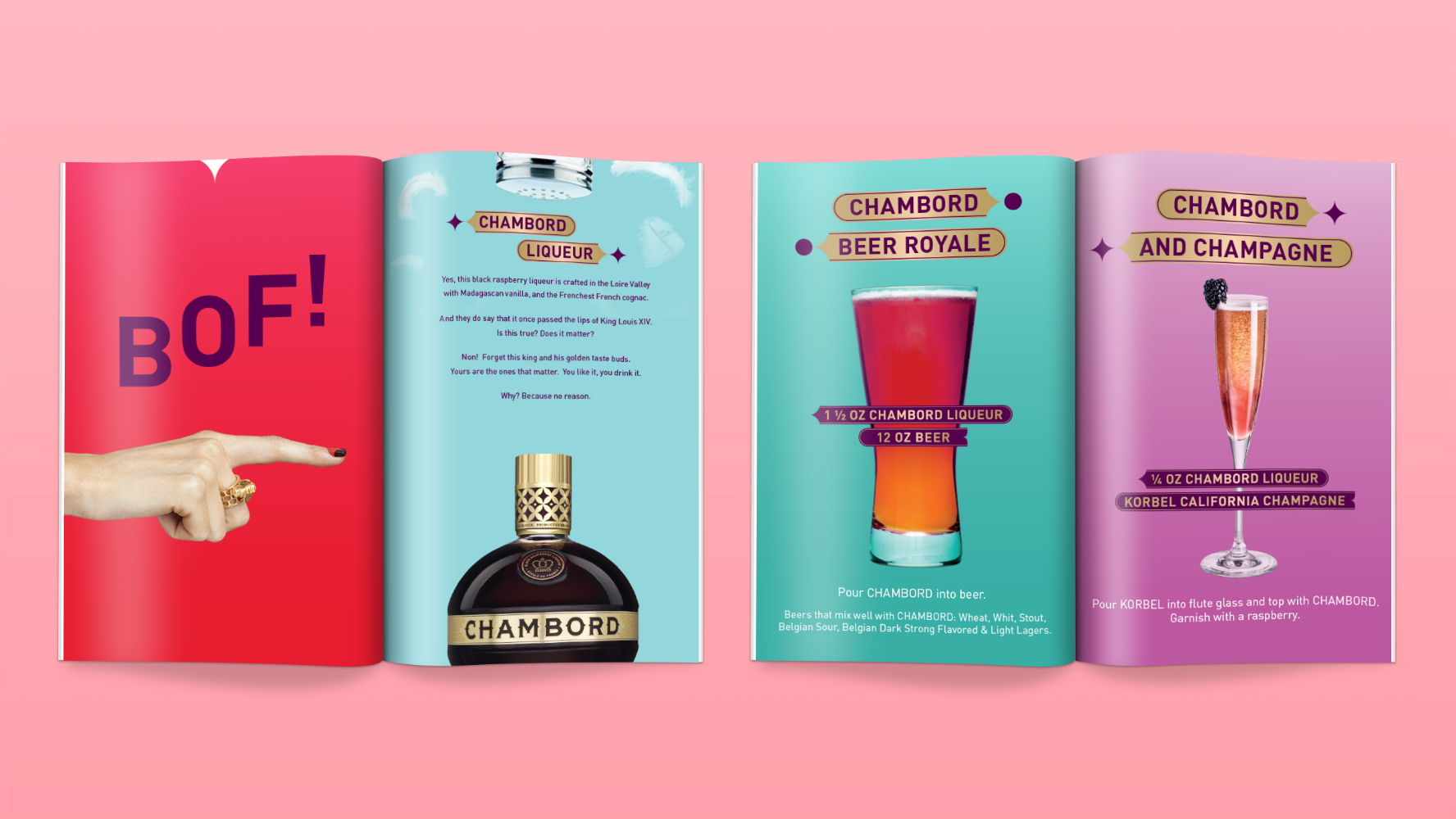 Chambord Recipe Book 2