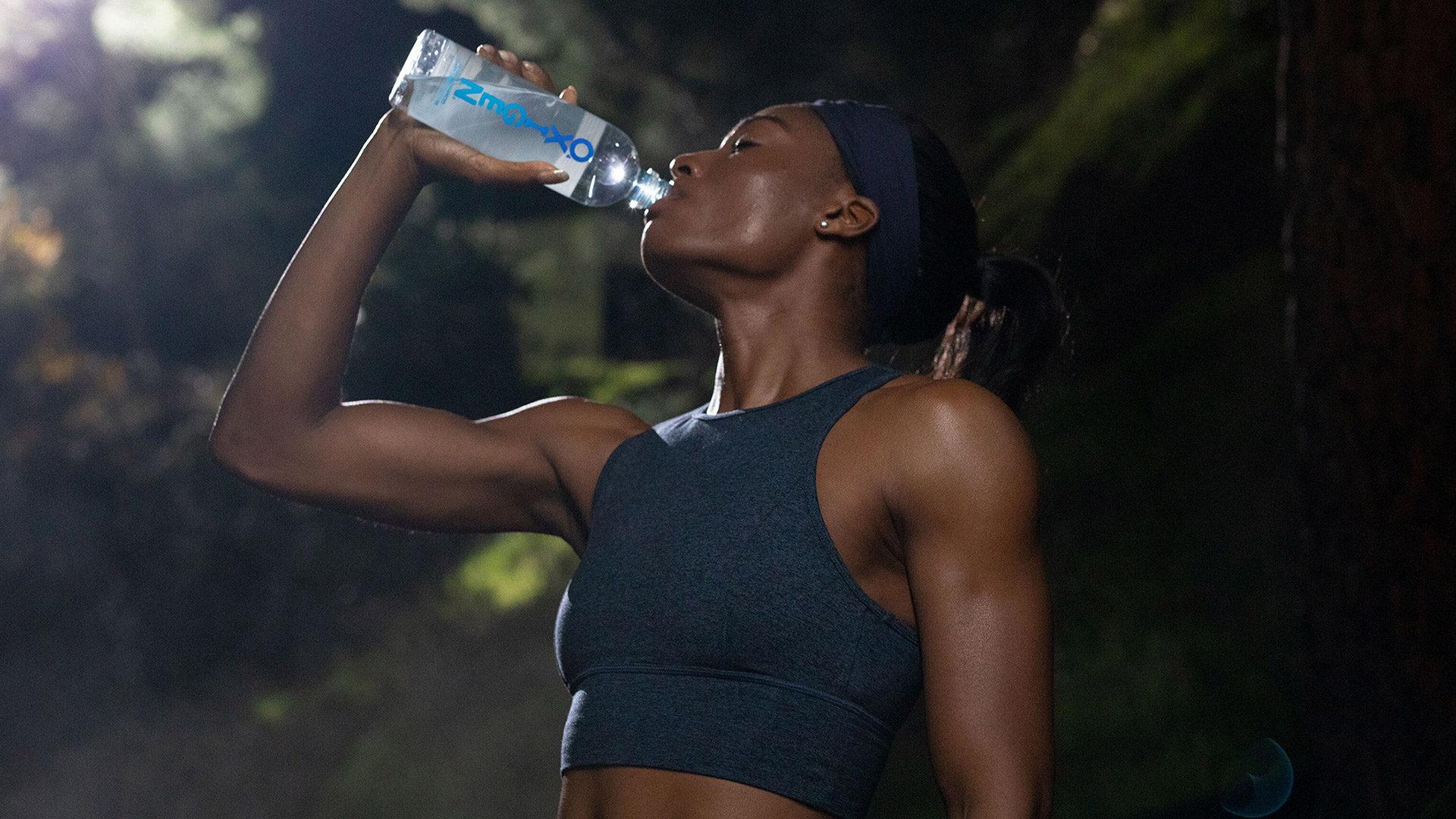 OXIGEN Water Brand Campaign
