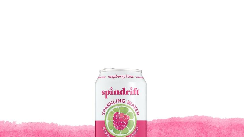 Spindrift social media campaign