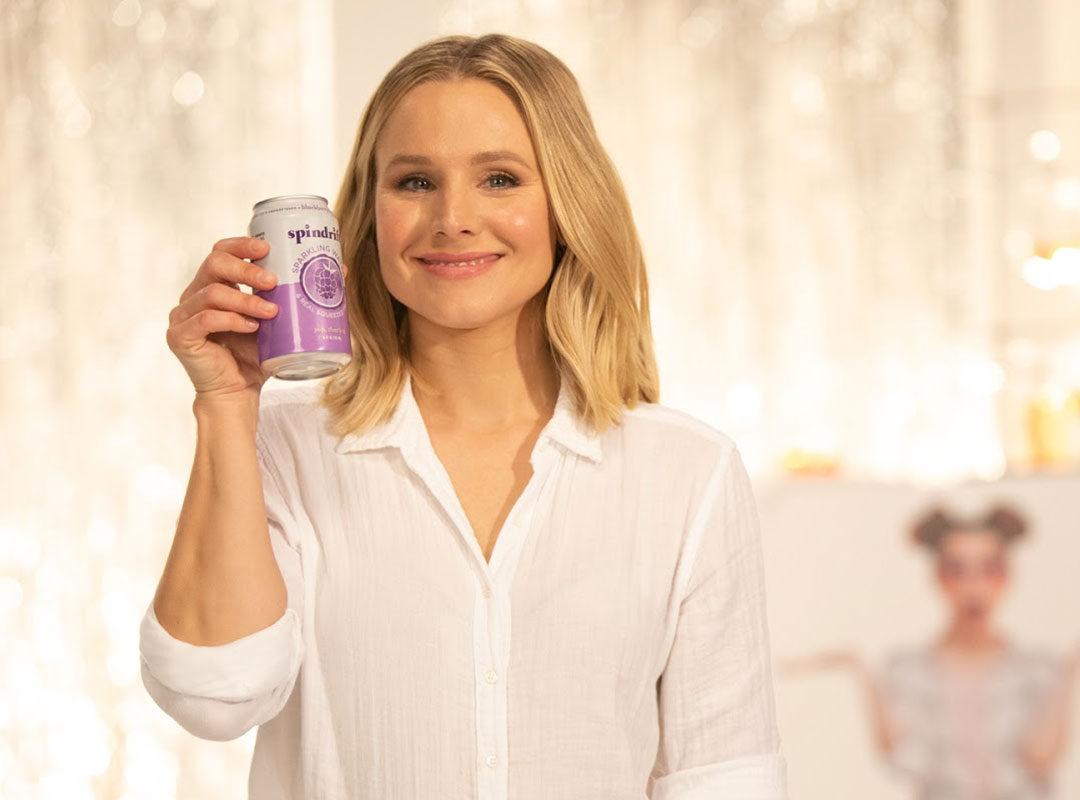 Yep, that's it! Spindrift Beverage Ad