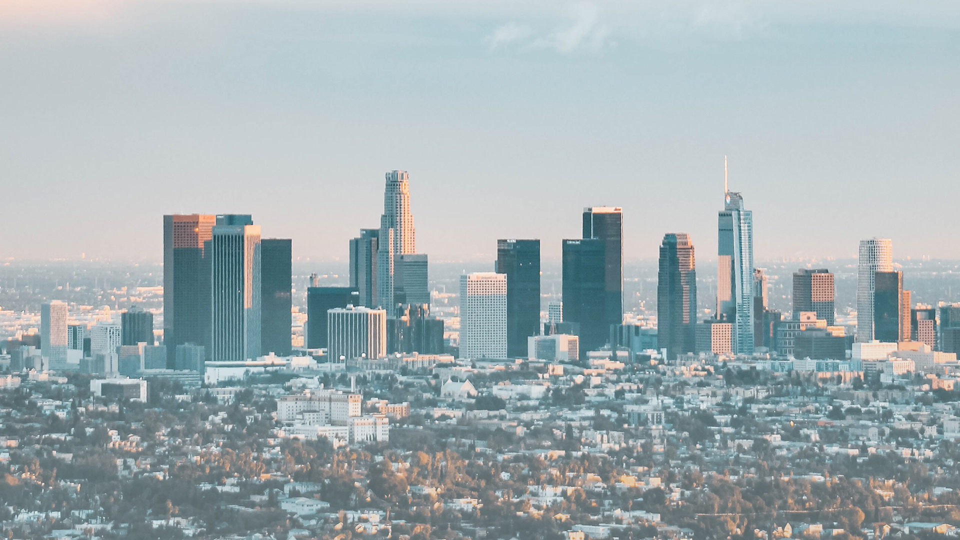 Los Angeles Header