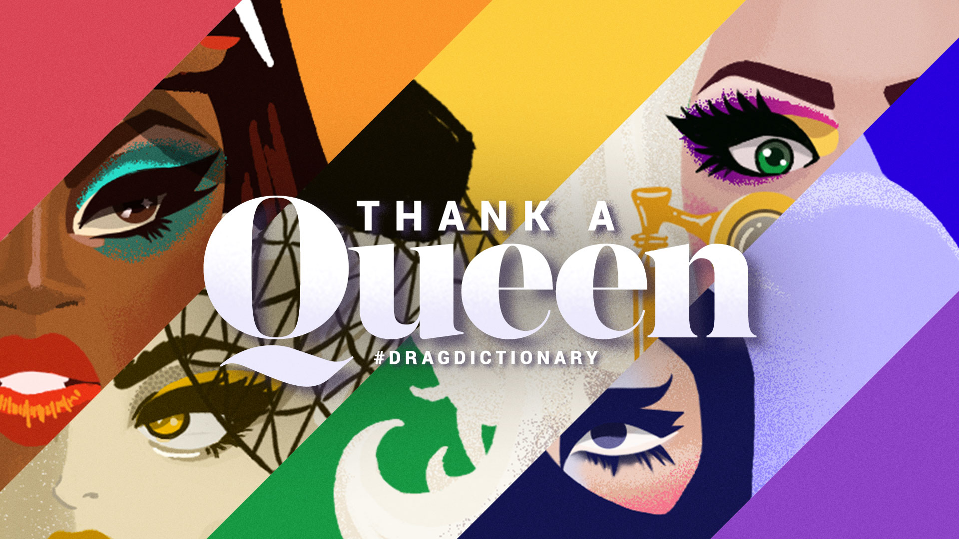 Thank A Queen