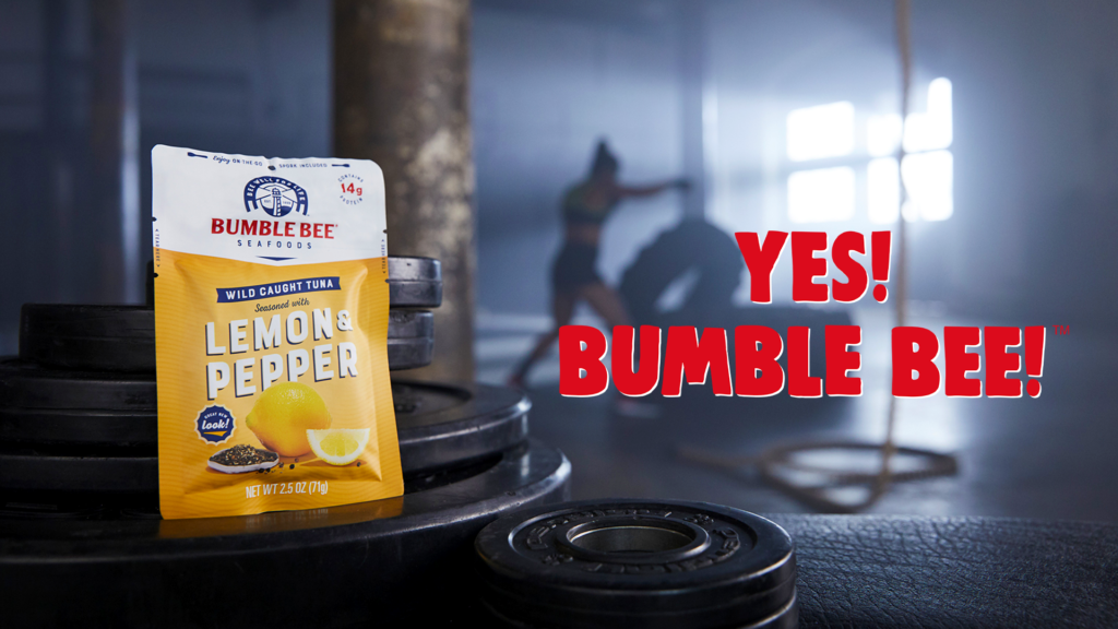 Yes! Bumble Bee! Invites Consumers to Think About Tuna in New Ways