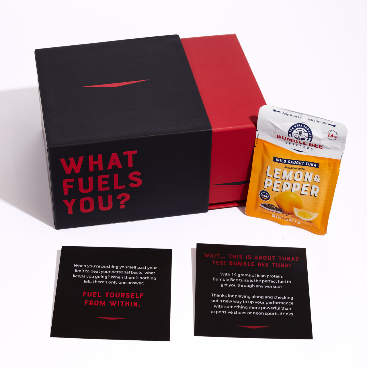 What Fuels You Influencer box